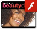 Flash animated banners for offsite promotion of CVS Extra Care Beauty Club, developed closely with Marketing team. See animation >